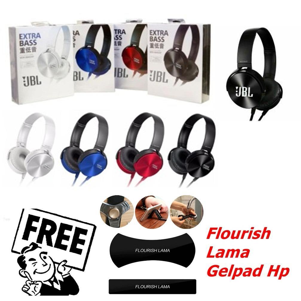 Buy Sell Cheapest Jbl Stereo Headset Best Quality Product Deals Reflect Response Sport Bluetooth Headphone Hitam Xb 450 Extra Bass Earphone Free Flourish Lama Gel Perekat Hp