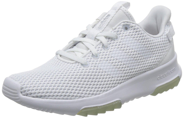 Adidas Cloudfoam Racer TR W sepatu running wanita - CG5766 - putih 9d7a18f3a7