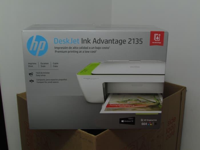 promo minggu ini Printer HP Deskjet 2135 (Print Scan Copy)