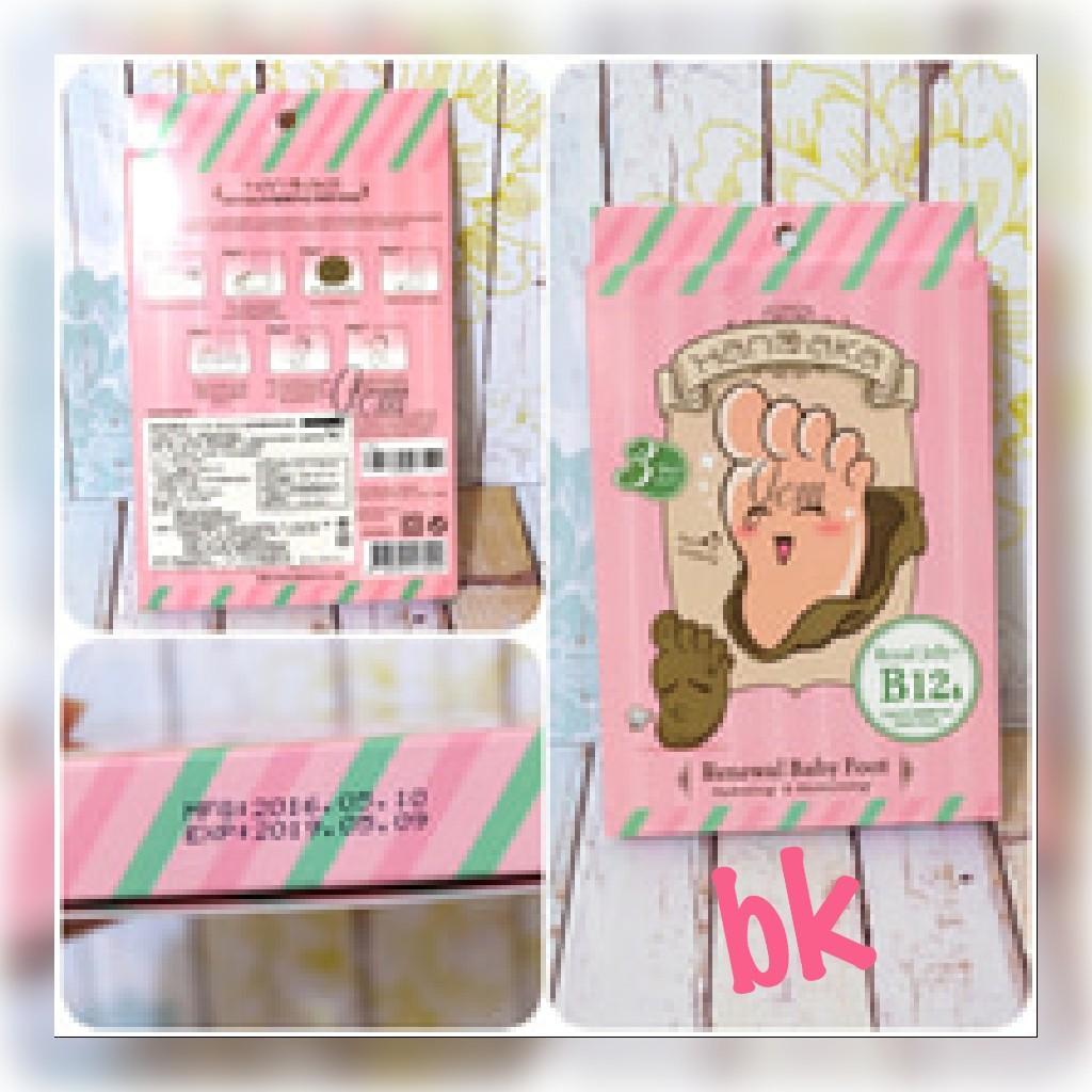 Beli Hanaka Baby Foot Store Marwanto606 Muby Original Jamin Ngelupas Ngelopek 1 Pabrik Sama Mask Murah