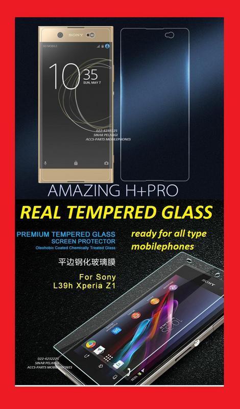 TEMPERED GLASS ASUS ZENFONE 3 ZOOM ZE553KL ZOOM S Z01HDA DEPAN PREMIUM TEMPER GLASS REAL GLASS