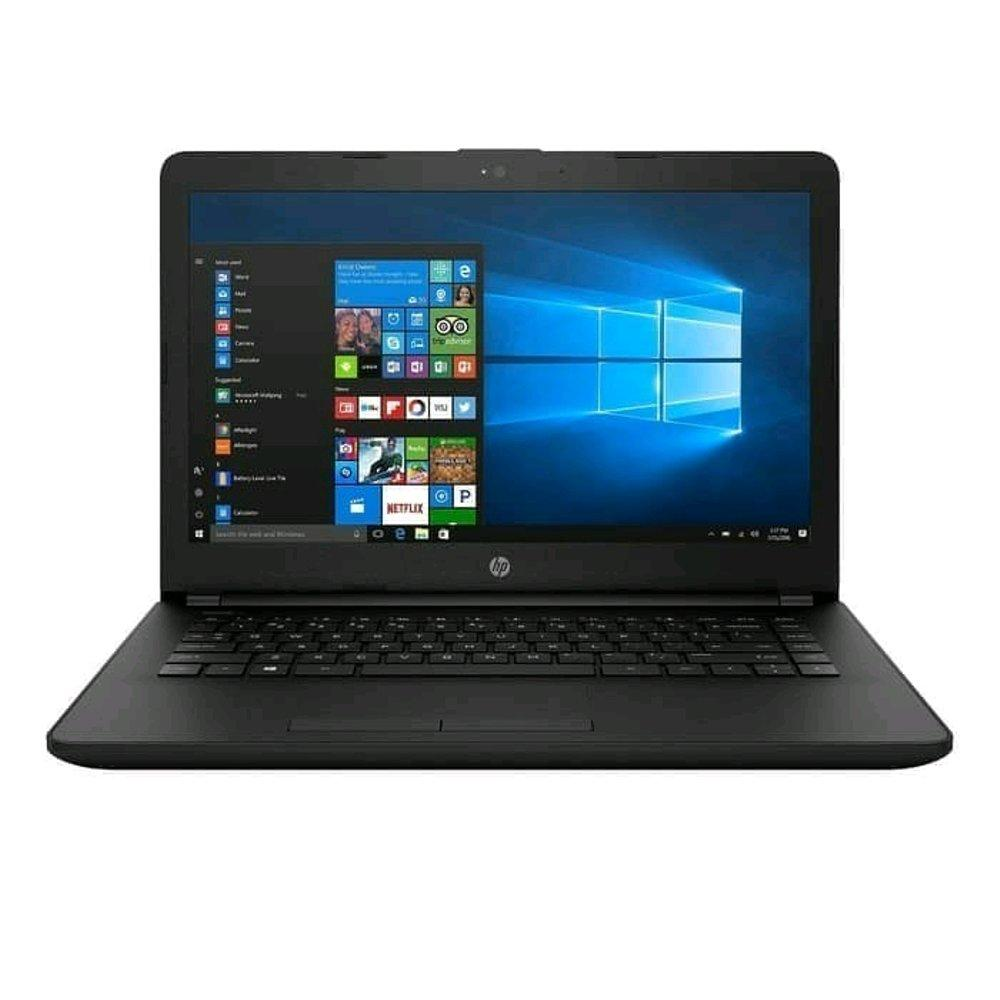 HP 14 BW012NR - AMD E2 9000 - RAM 4GB - 32SSD - Windows10 - BLACK