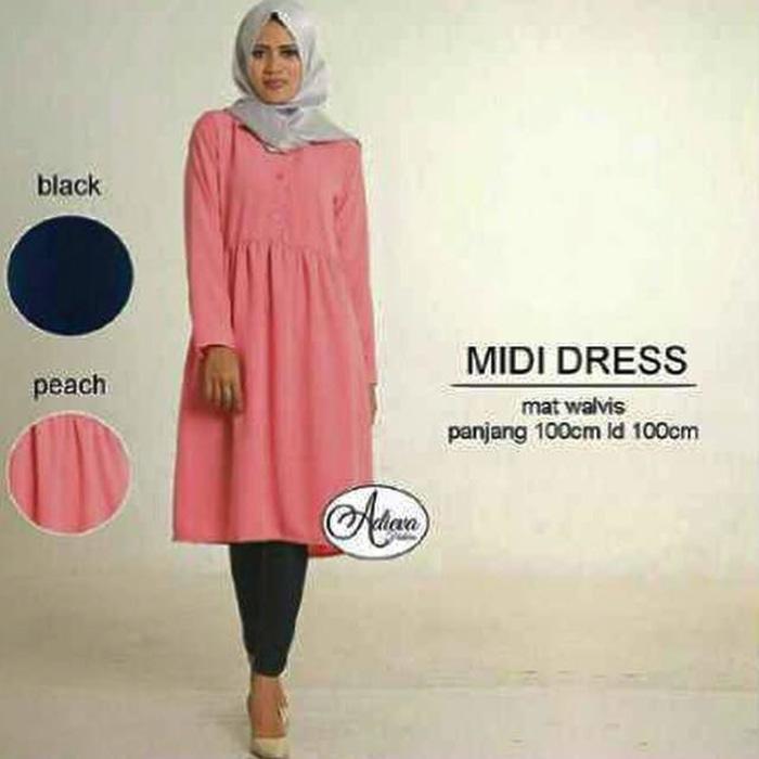Jual Murah Baju Muslim Gamis Ibu Hamil Model Baju Muslim Bumil Anti