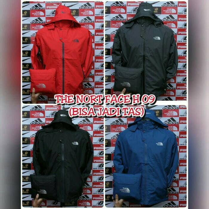 Jaket gunung TNF The North Face H09 full Polar BB #Consina #rei #eiger