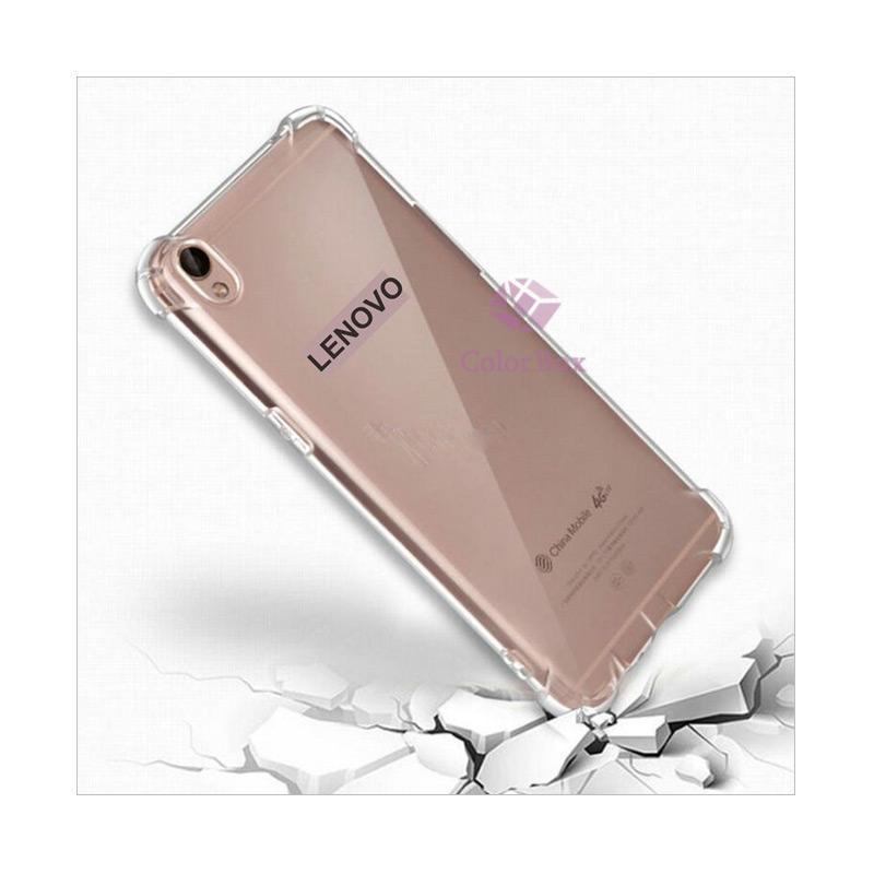 MR Soft Case Anti Crack Lenovo A6010 Plus / Anti Shock Case Lenovo A6010+ / Ultrathin / Casing Lenovo A6010 Plus / Silicone / Silikon HP - Clear