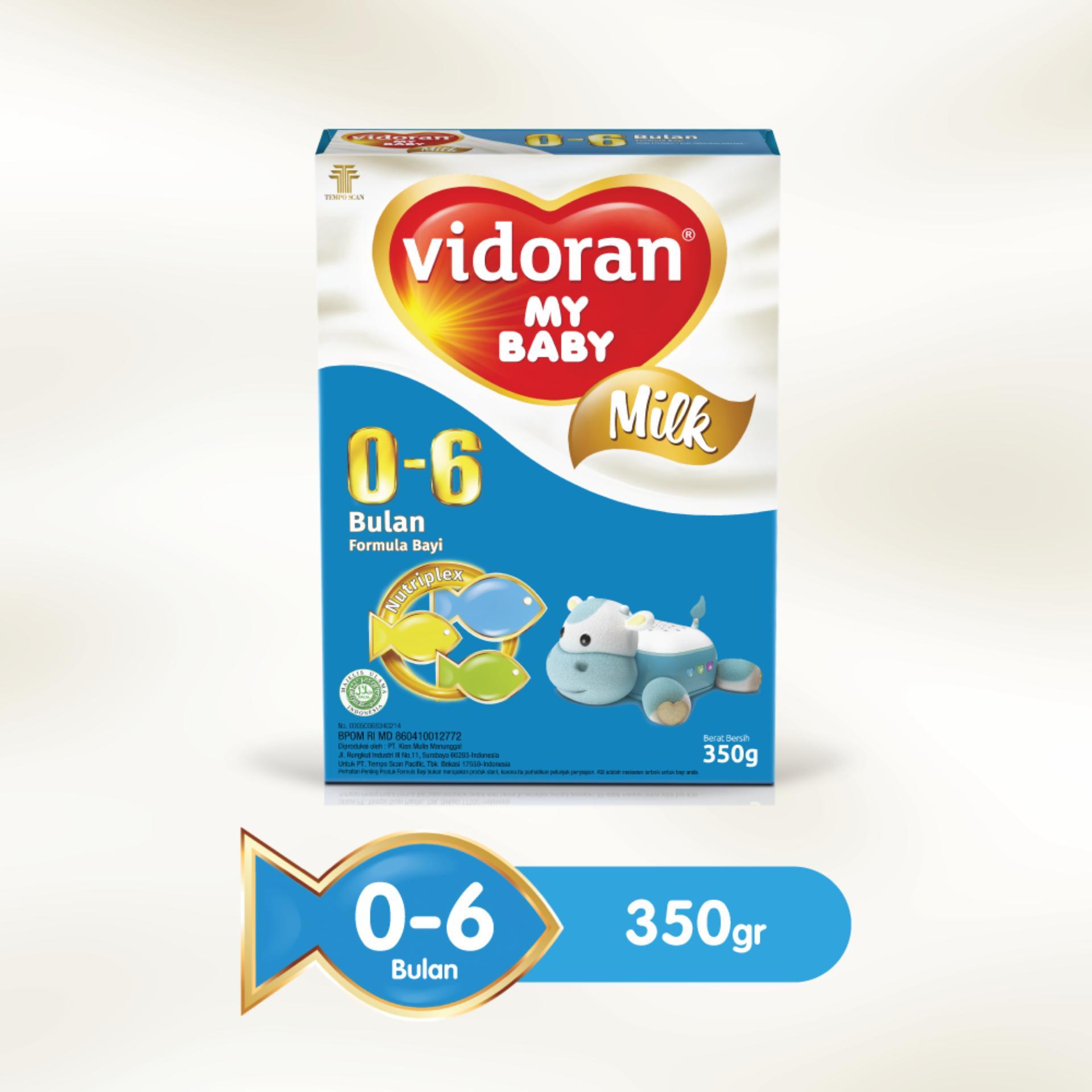 Berbagai Susu Bayi 0 6 Bulan Murah Morinaga Bmt Platinum Moricare Tahap 1 400 Gr Vidoran My Baby Nutriplex Formula 350 G