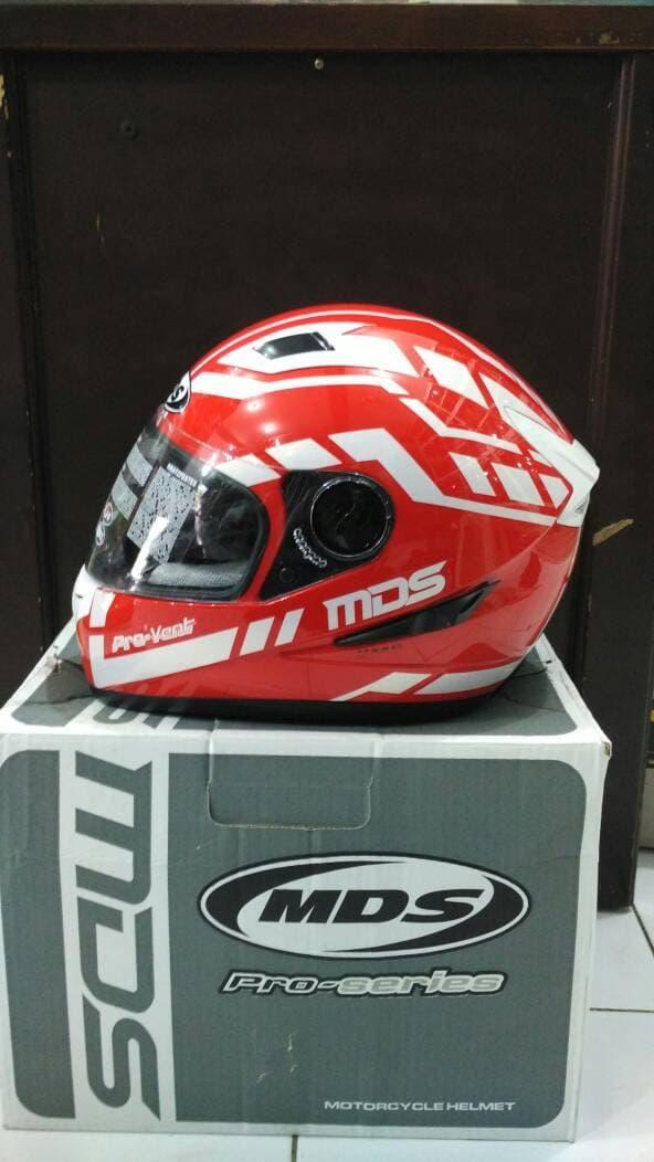 helm fullface Mds Provent seri 1 Terlaris di Marketplace Lazada