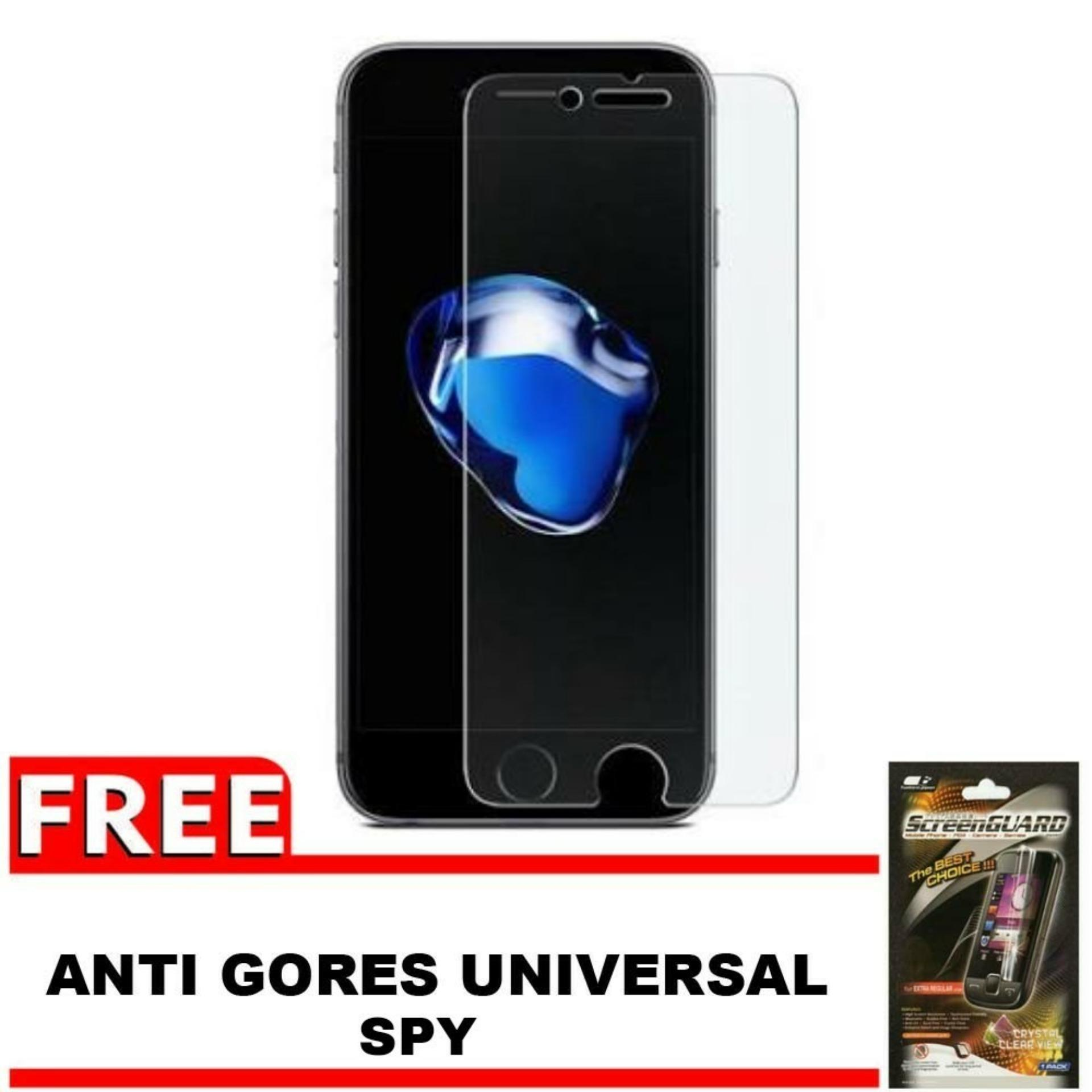 ... Tempered Glass 9H Screen Protector 0.32mm - TransparanIDR11500. Rp 11.900. Vn Apple iPhone ...