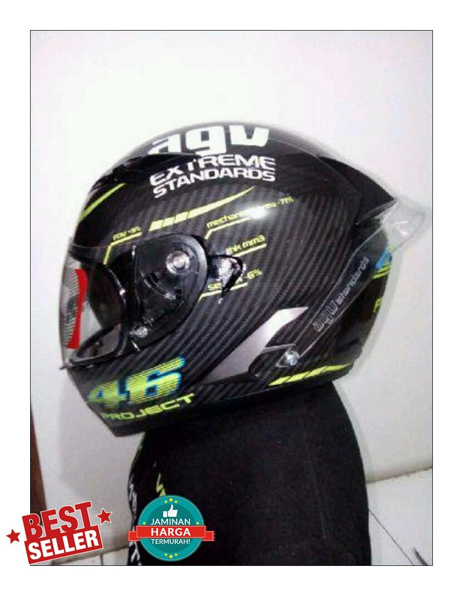 kyt vendetta replika agv carbon/soleluna/shark/winter test/mugiallo
