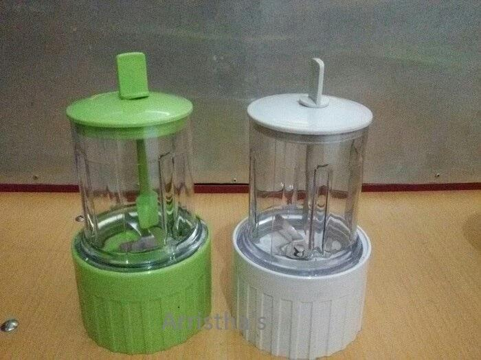 Termurah!! Gelas Blender Gilingan Bumbu Basah Miyako All Type Konektor Karet - ready stock