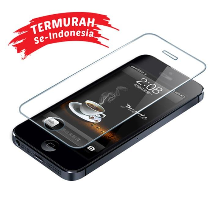 Promo  Tempered Glass iPhone 5/5s/5c/SE 0,15mm Curved Edge Taff Japan 9H termurah