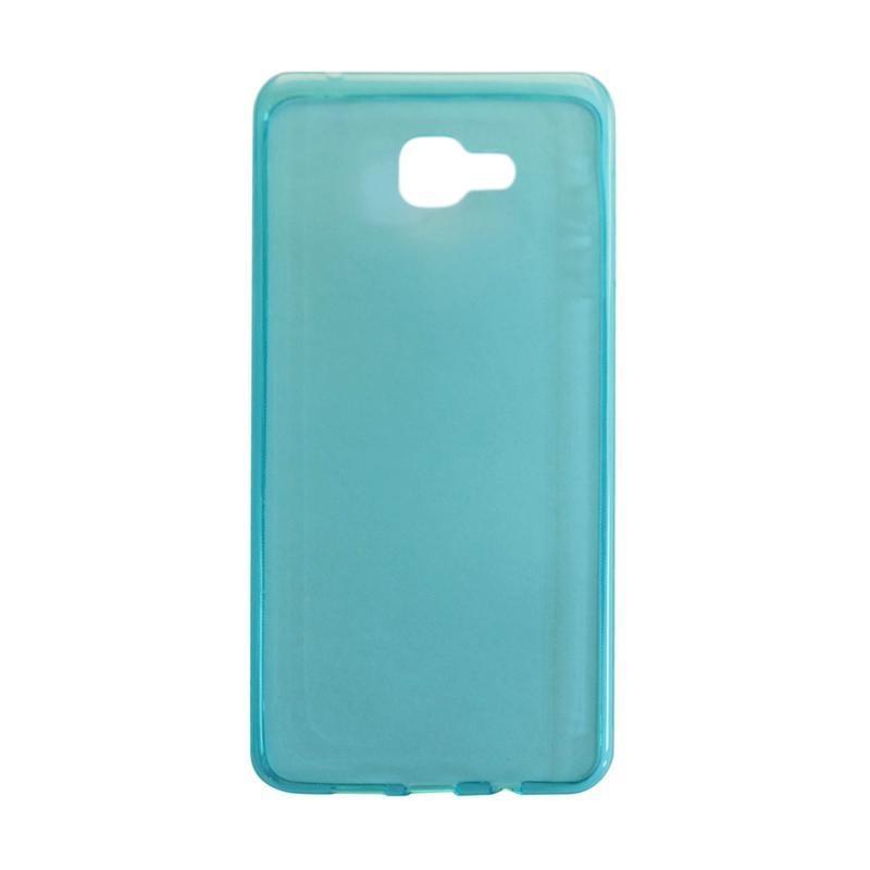 Ultrathin Samsung Galaxy A9 Soft Back Cover / Soft Case Samsung Galaxy A9 / Casing Samsung Galaxy A9 / Silikon Samsung Galaxy A9 - Biru