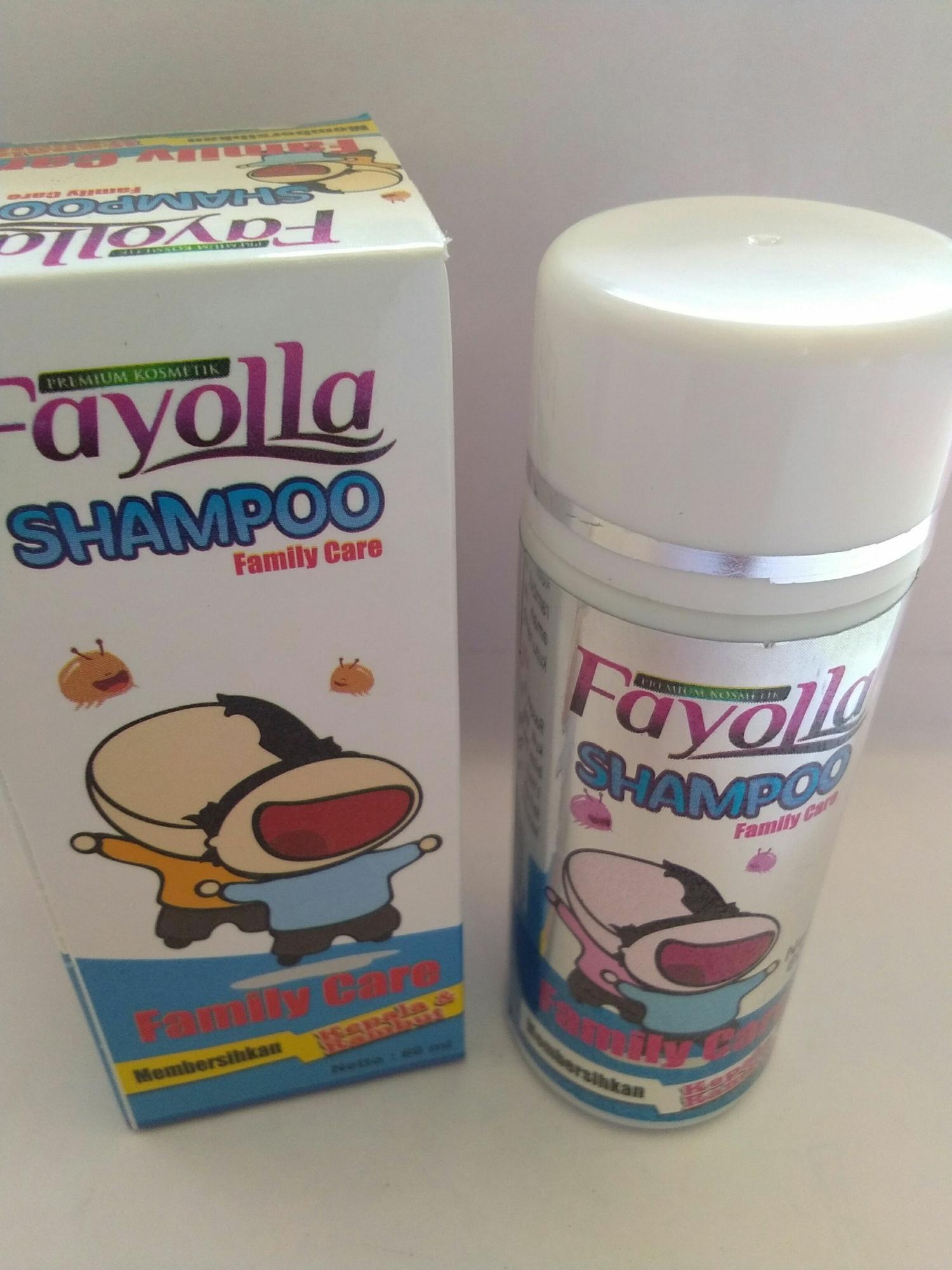Buy Sell Cheapest Shampo Anti Best Quality Product Deals Fayola Pembasmi Kutu Rambut Fayolla