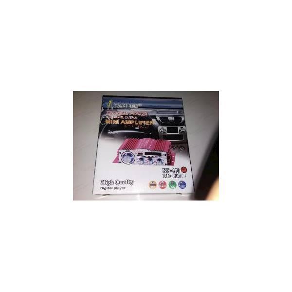 Dijual power ampli mobil RD100 Murah