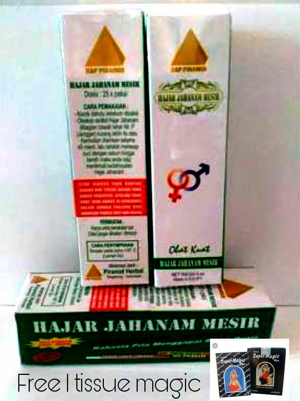 Herbal Oles Hajar 100% asli khasiat terbukti