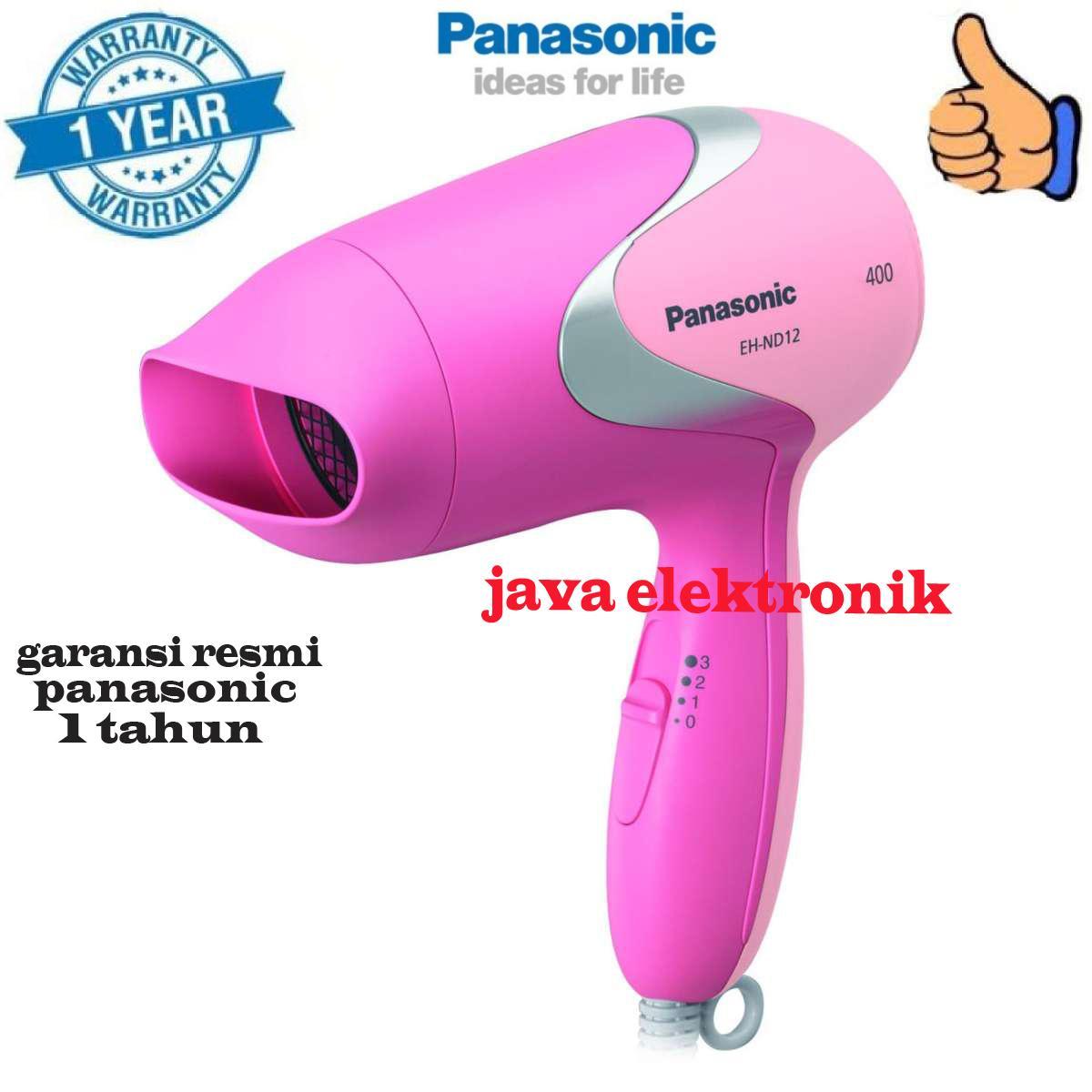 Panasonic Hair Dryer EH-ND11 Pengering Rambut - Pink garansi resmi