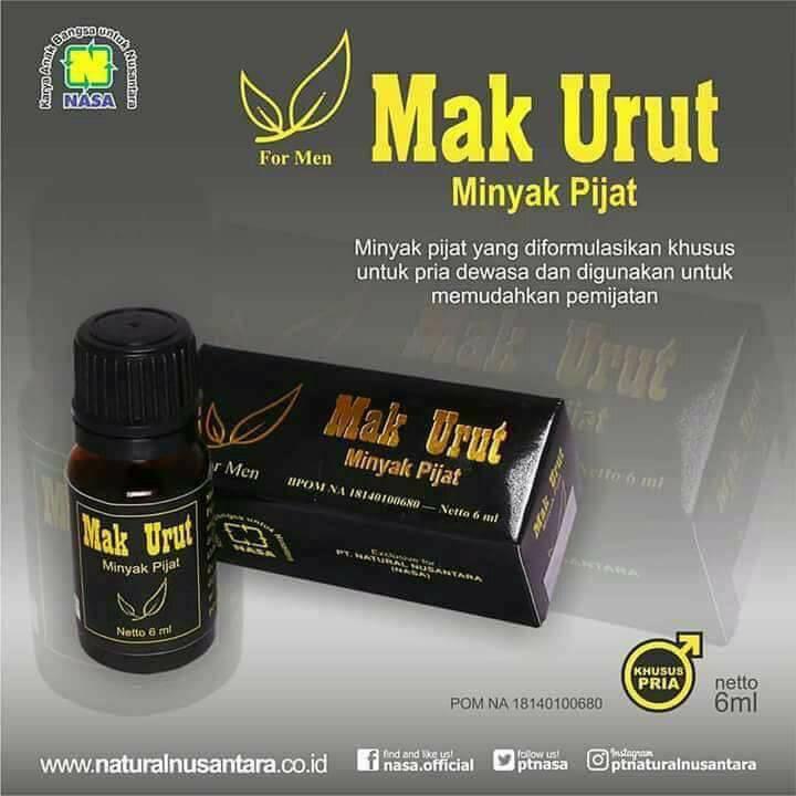 Mak Urut Nasa By Hanmi Shop.