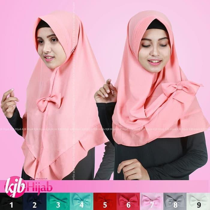 Bergo/ Hijab Instan BORAM MEZORA Original / hijab instan / hijab instan terbaru / hijab