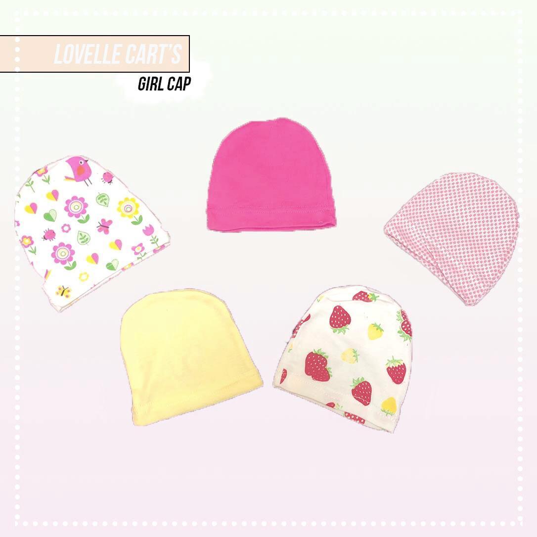 Mesh Topi Carter 5in1 Bayi PEREMPUAN - Carters Set Baby Hat Kupluk Bayi 5  in 1 a9b6e0c194