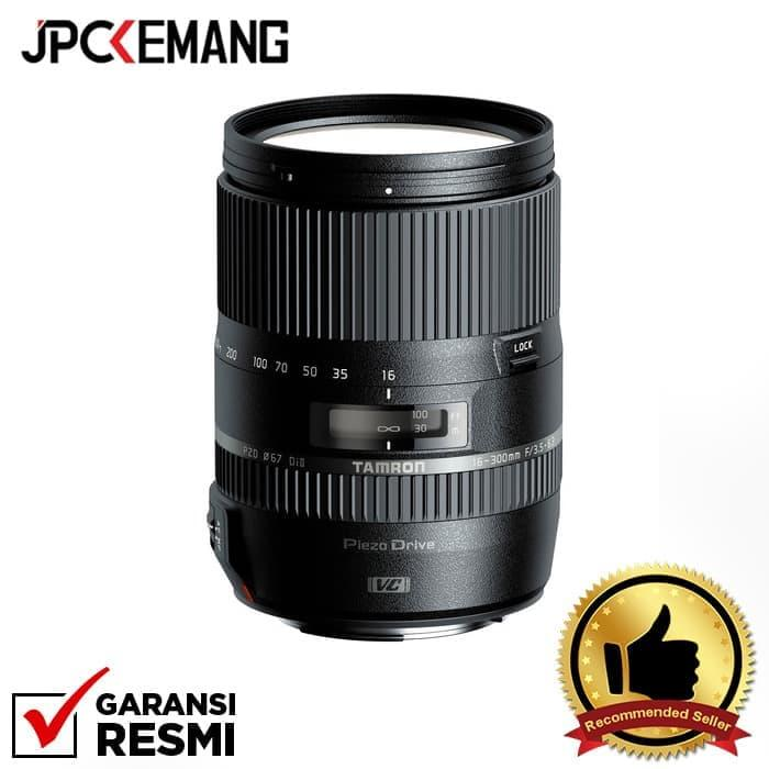 Tamron for Canon 18-200mm f/3.5-6.3 Di II VC jpckemang GARANSI RESMI