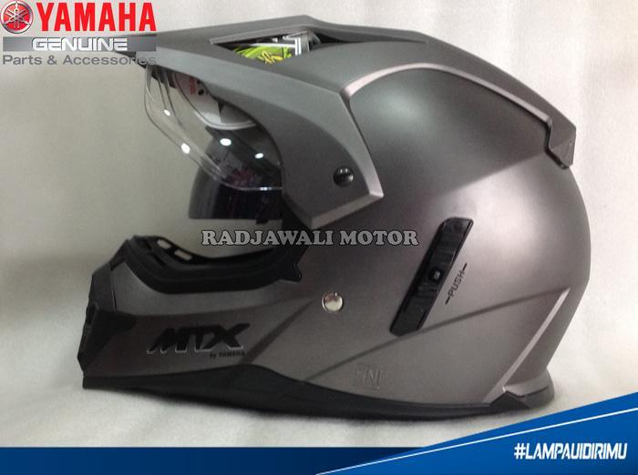 HELM MTX FULL FACE CROSS ASLI YAMAHA || helm kyt / helm bogo / helm full face / helm ink / helm sepeda /helm motor/helm nhk/helm retro/helm anak/helm gm
