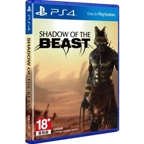 PS4 SHADOW OF THE BEAST (Region 3/Asia/English)
