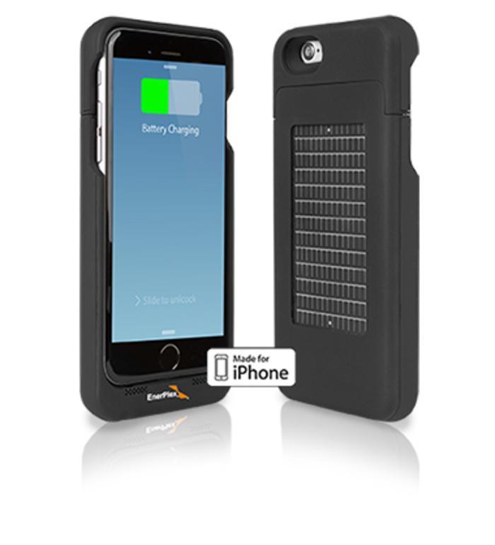 ORIGINAL Enerplex Surfr for iPhone 6 - Built in 2700 mAh Black
