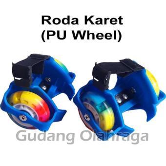 Harga preferensial Sepatu Roda Anak FLASHING ROLLER beli sekarang - Hanya  Rp67.875 85f53558aa