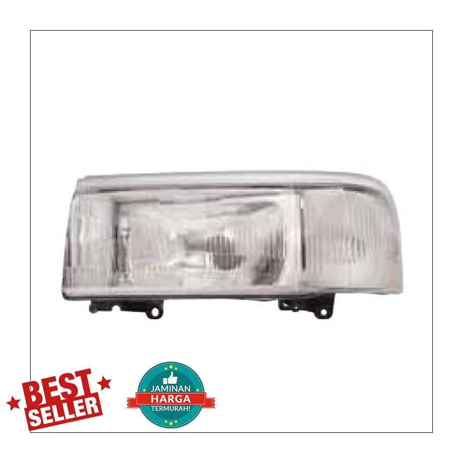 218-1109-RDN HEAD LAMP S. FUTURA (SILVER)