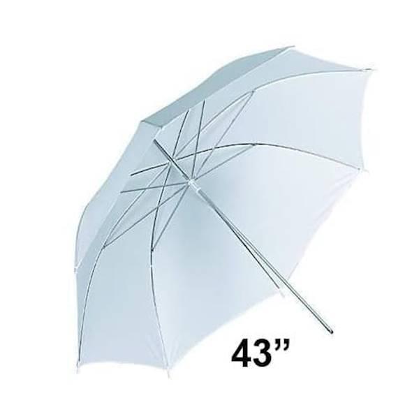 Best Seller Payung Studio Putih 43 Inch Umbrella Reflector White