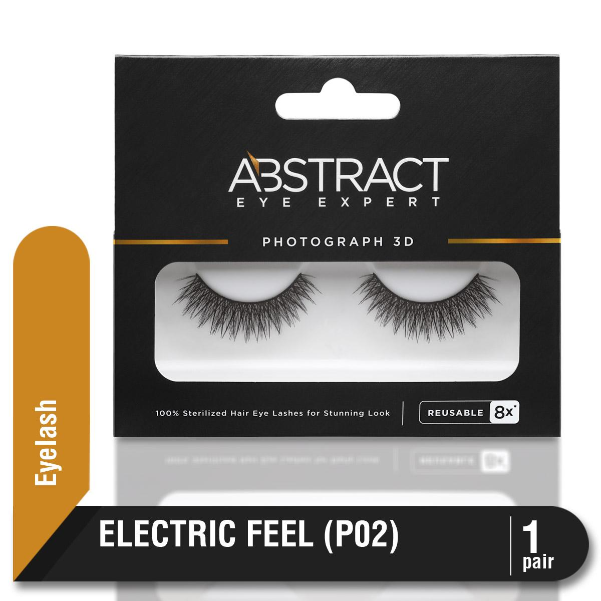 ABSTRACT EYELASH P02 ELECTRIC FEEL