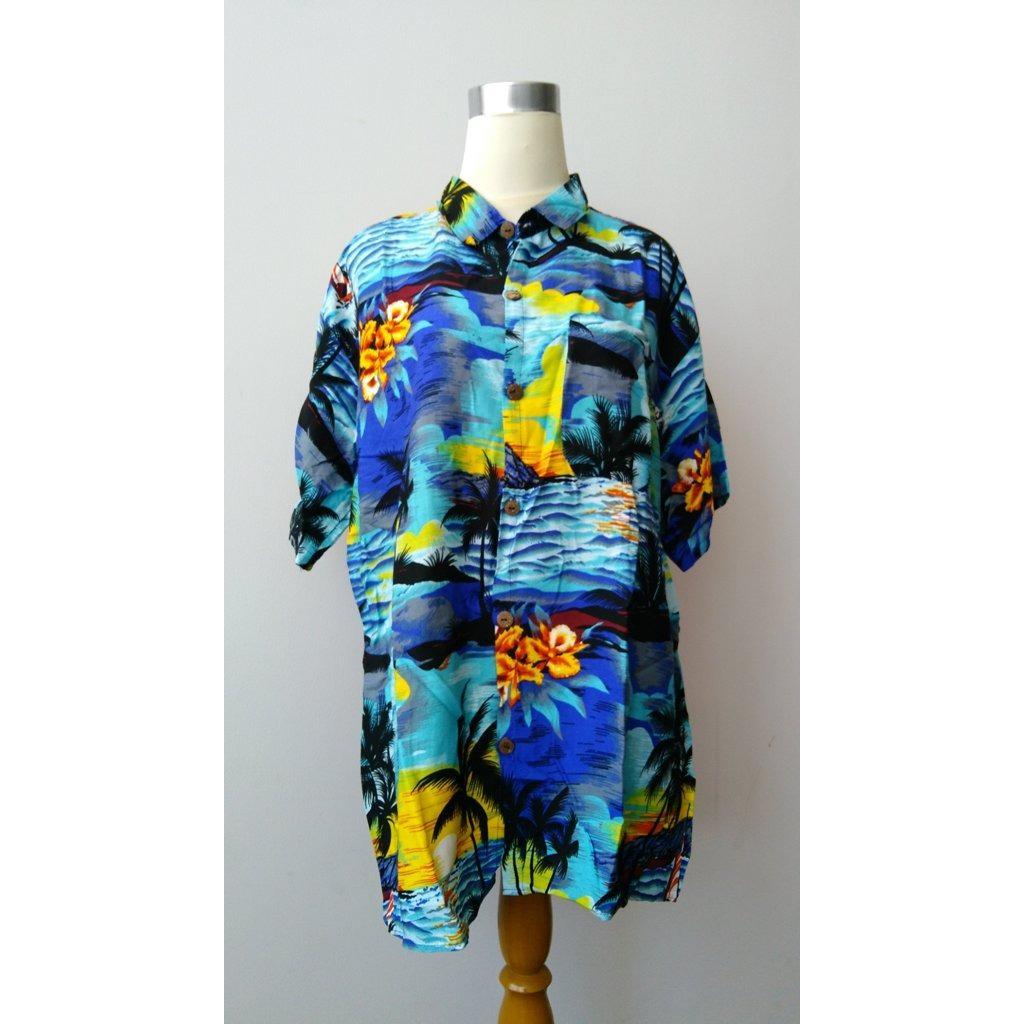 Baju Kemeja Hawaii XXXXL 27