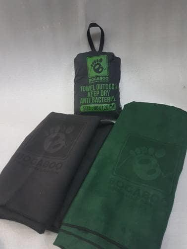 HARGA DISKON!!! Towel handuk outdoor merk bogaboo size 60 x 120 baham microfibre - 7HP9J4