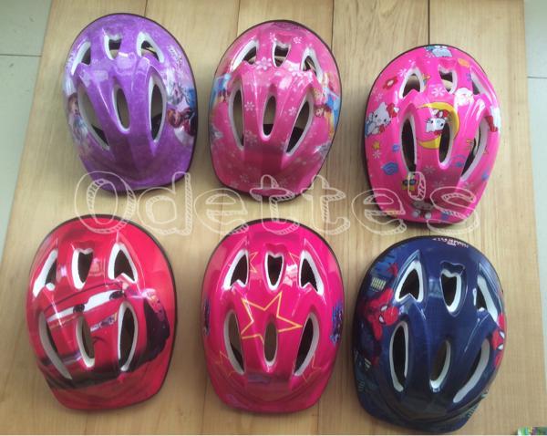 Terbaru!! Helm Sepeda  Sepatu Roda Anak - ready stock