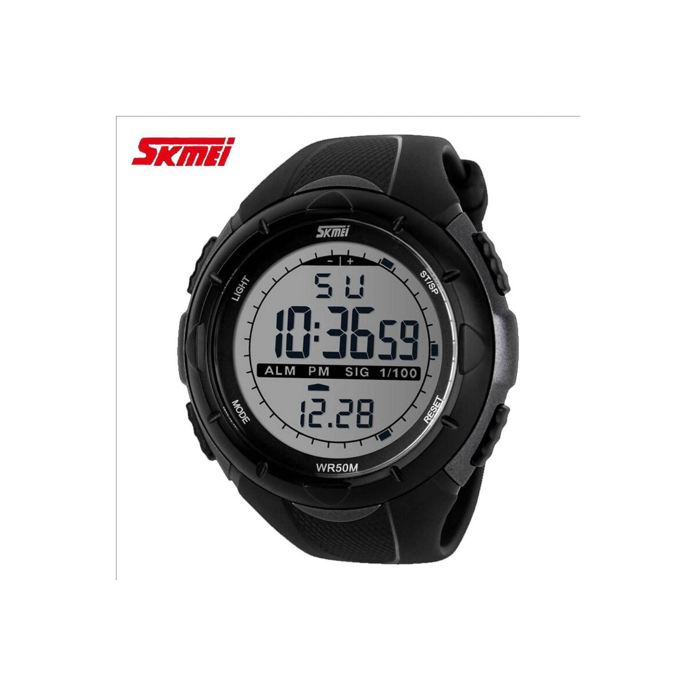 HOT.....!!! jual jam tangan Pria wanita SKMEI S-Shock minimalis