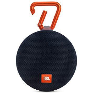 JBL Clip 2 Bluetooth Speaker portable waterproof - Hitam MURAH 400ribuan