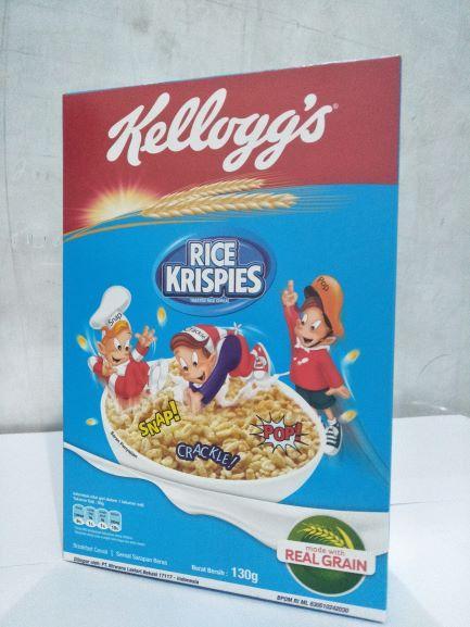 Kelloggs Rice Krispies130 gr - Sereal