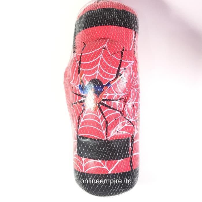 Mainan Anak Boxing Spiderman / Boxing Jala / Mainan Tinju - 172005