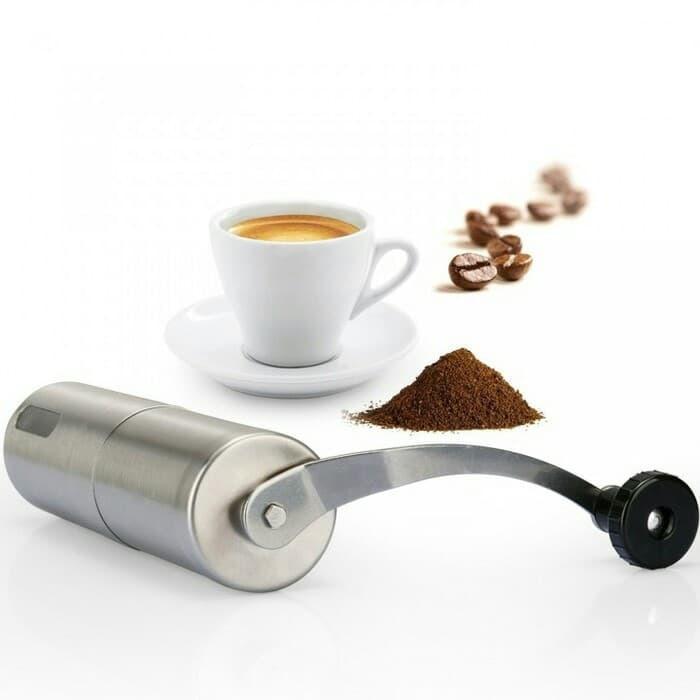 Alat kopi penggiling kopi manual grinder ngopi yo original halus berselera
