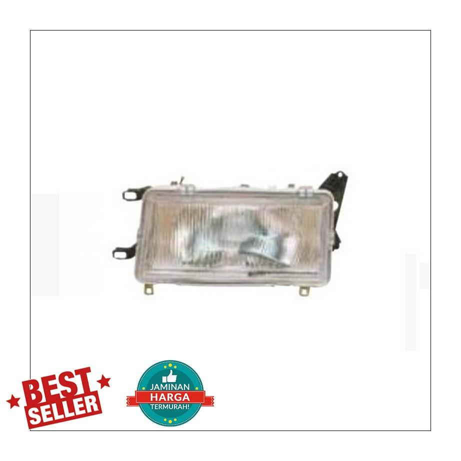 212-1104-RD Headlamp Toyota Cressida RX62 84-85 Glass