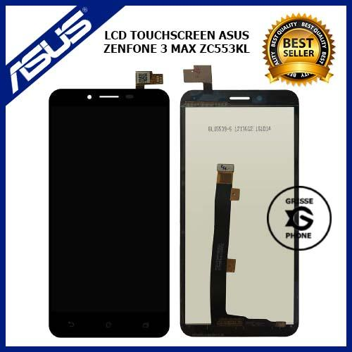 LCD Touchscreen Asus Zenfone 3 Max ZC553KL - X00DD Original