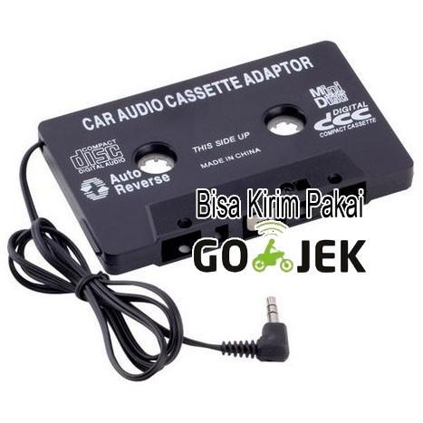 Konverter Kaset Tape Mobil ke 3.5mm