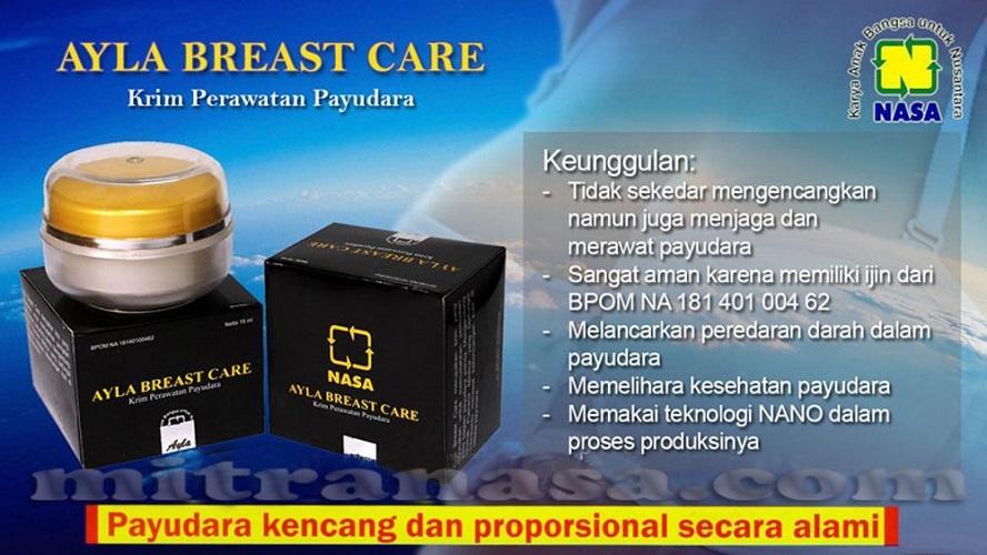 AYLA BREAST CARE Pembesar Payudara Wanita