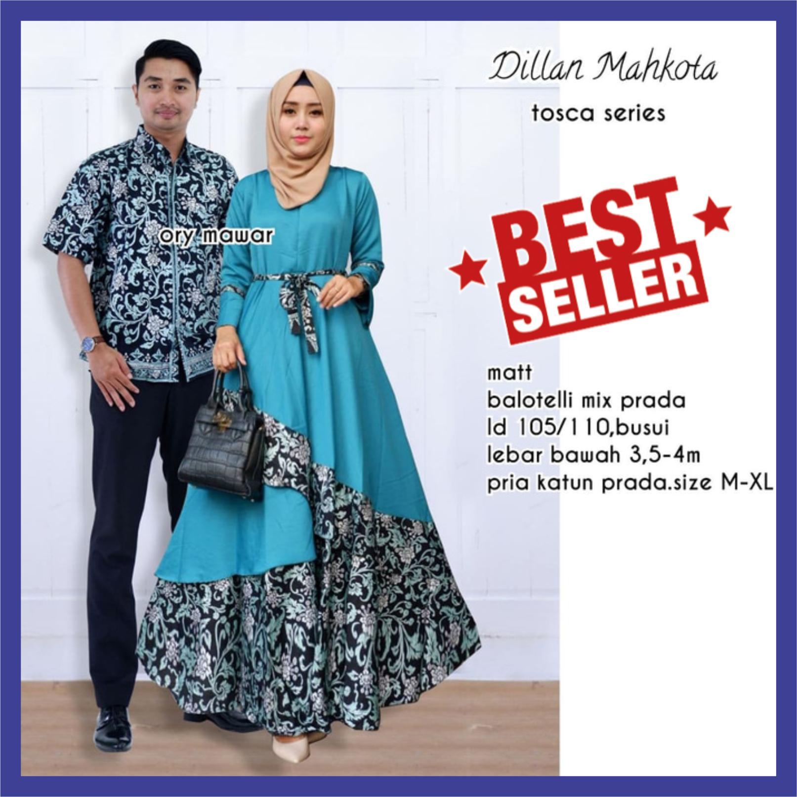 The Cheapest Price Baju Couple Batik Ayunda Etnic Latte Rp188800 Modern Sarimbit Muslim Kemeja Kondangan Dillan Mahkota