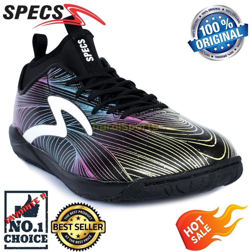 Sepatu Futsal Pria Specs Barricada Ultra IN 400602 - Ultra Violet
