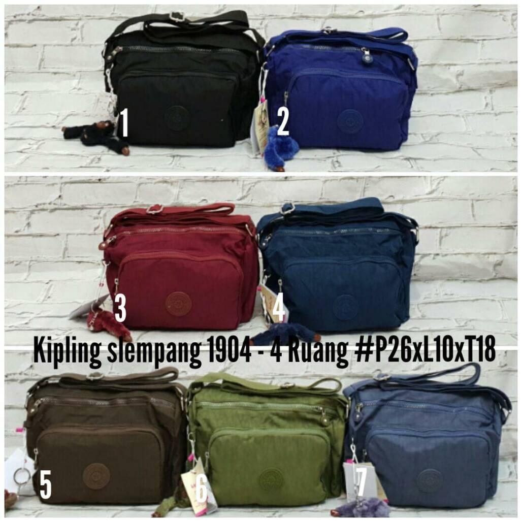 Tas Slempang Wanita Branded Kipling Premium Quality KP-64 02744903ce