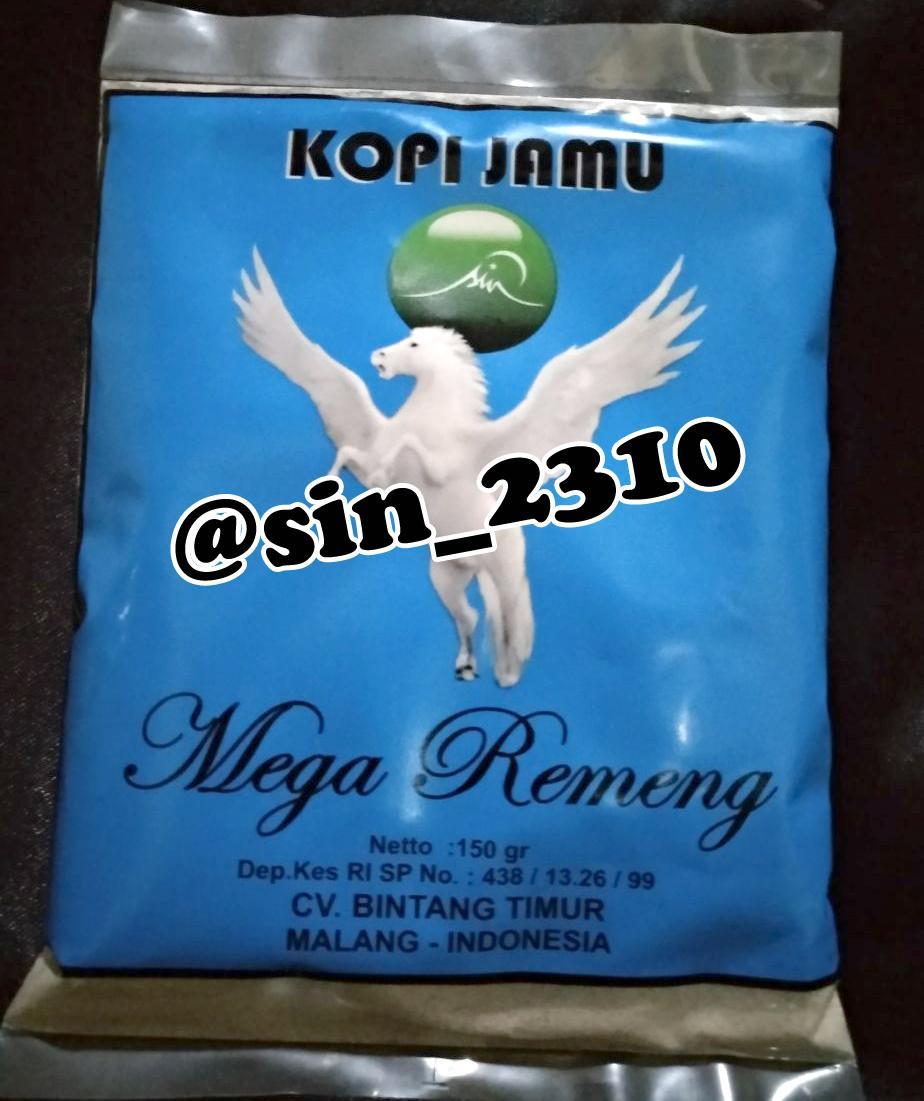 Buy Sell Cheapest Ha Sin Na Best Quality Product Deals Rokok Herbal Platinum Kopi Jamu Mega Remeng