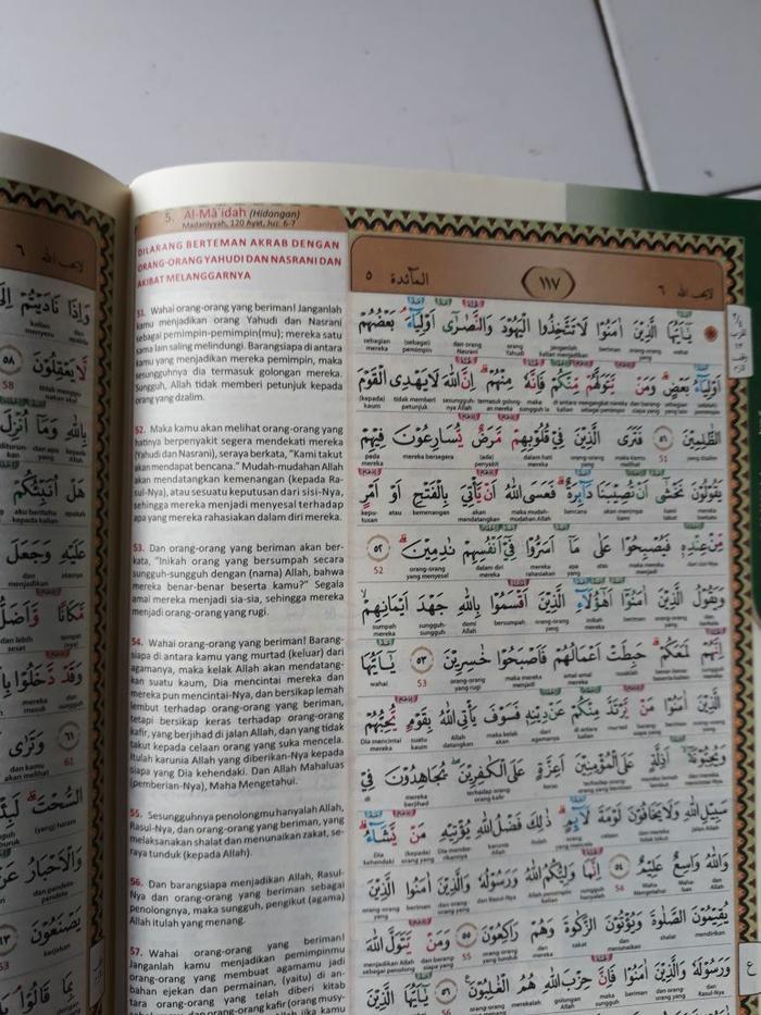 PROMO Alquran Al Fathan (A5), Al-Quran Tajwid Terjemah Per Kata Alfathan