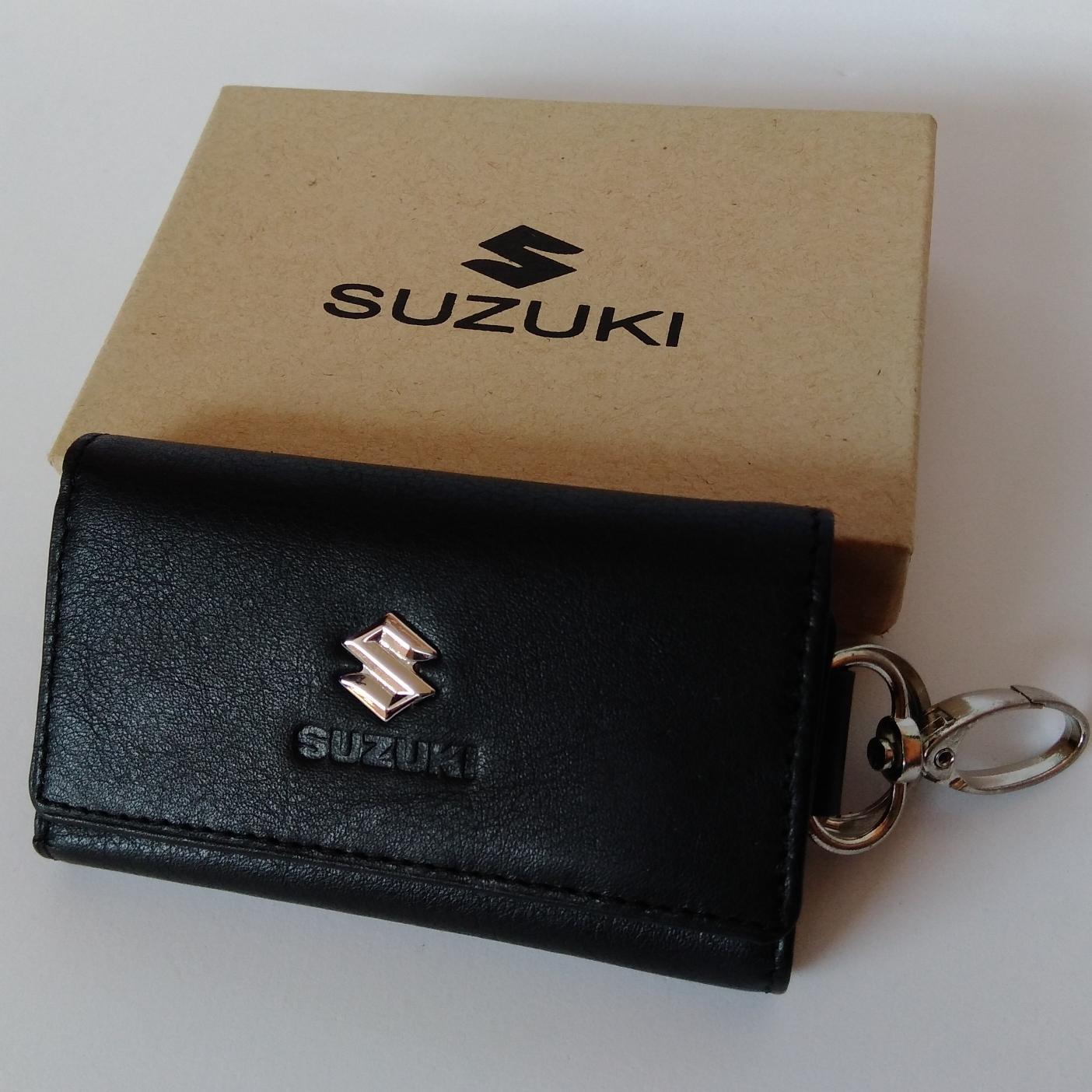 Gantungan Kunci Mobil Dompet Dan Kulit Logo Nissan Key Chain Stnk Suzuki
