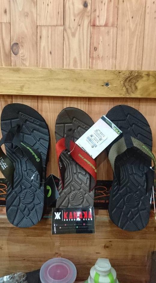 Jual Sandal Gunung Outdoor Pro Dueler Not Eiger Consina Rei - Kanaka